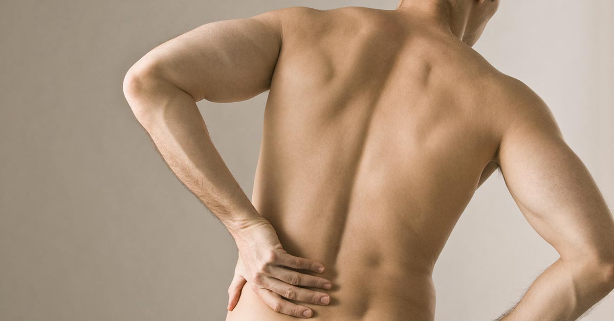 North County St. Louis, MO natural back pain treatment