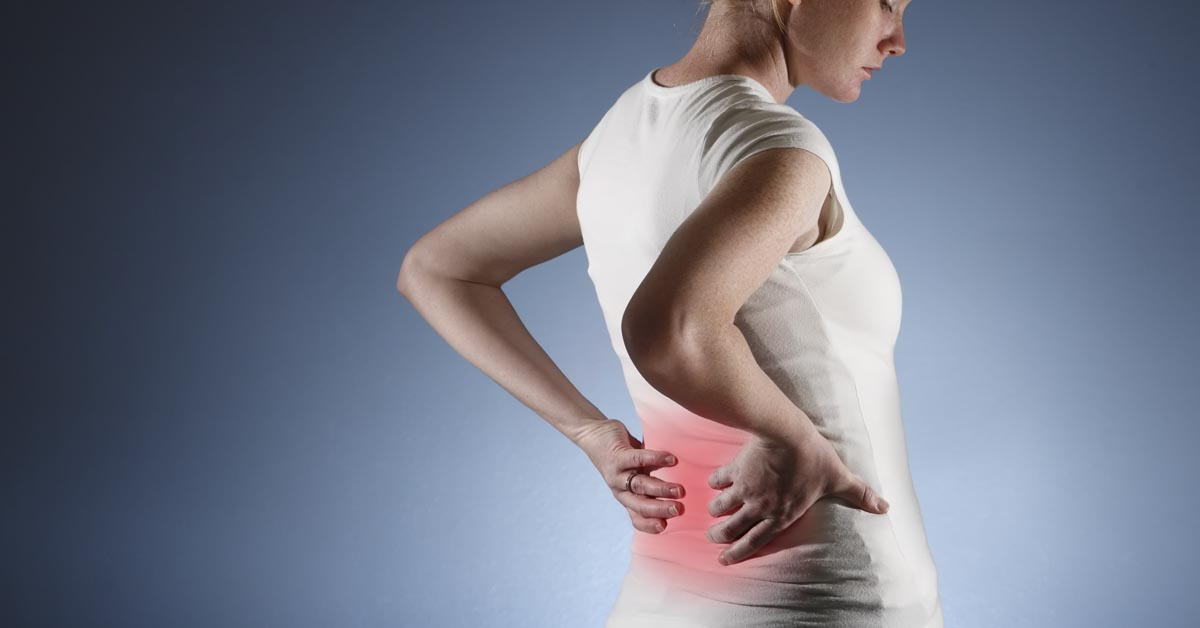 North County St. Louis, MO back pain treatment by Dr. Mark Holland