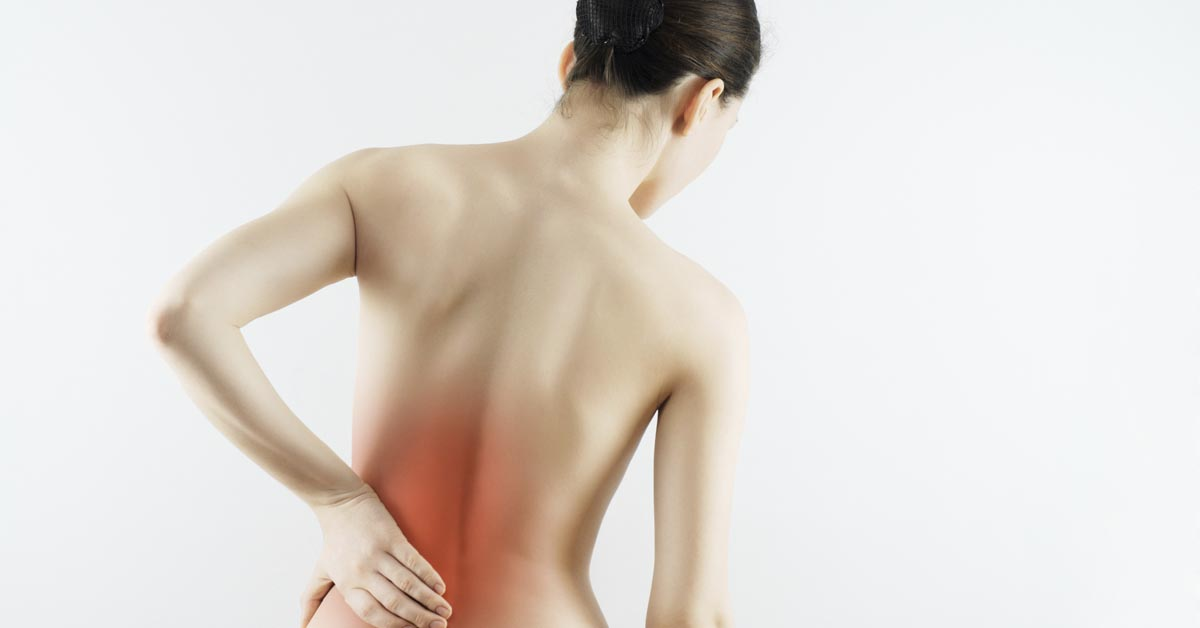 Hazelwood & Florissant, MO back pain treatment by Dr. Mark Holland