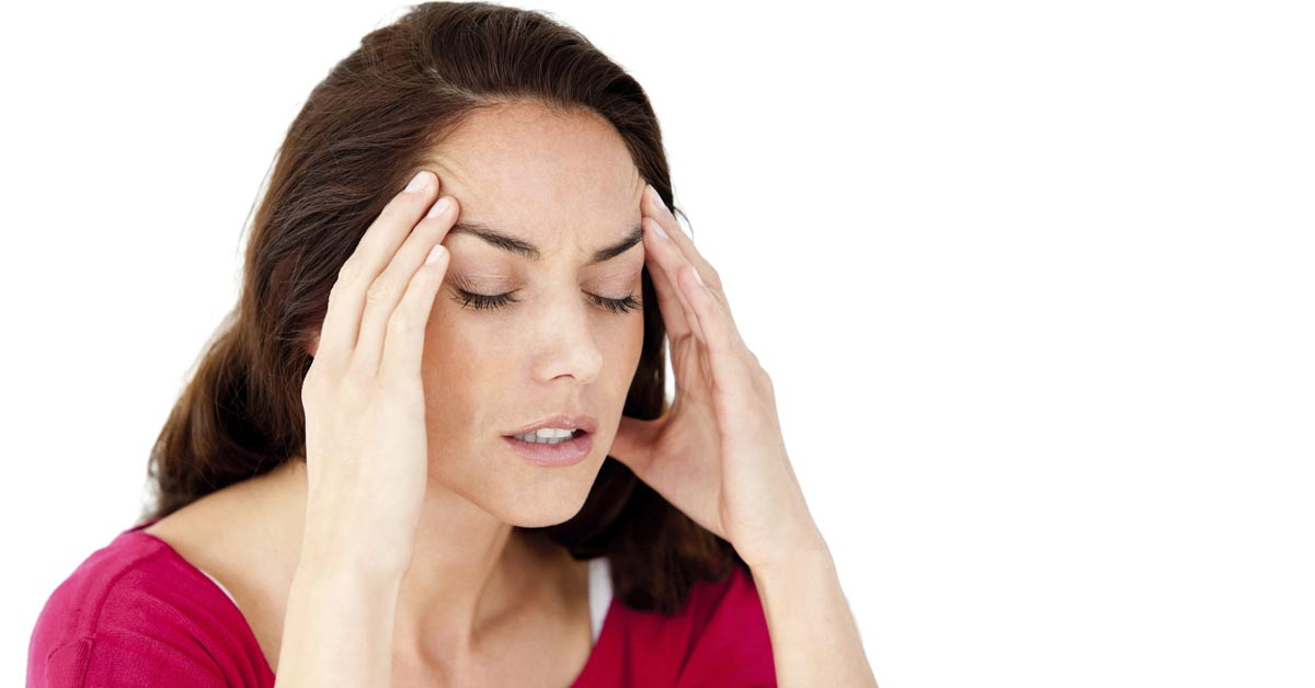North County, St. Louis, MO natural migraine treatment by Dr. Mark Holland