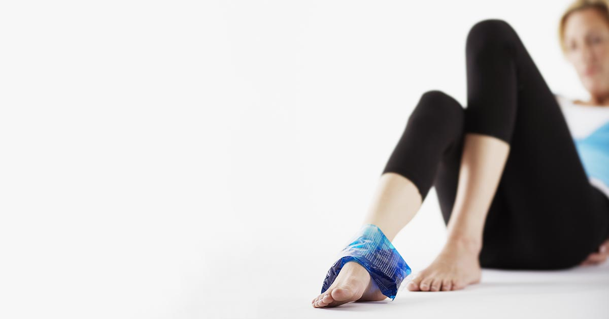 North County St. Louis, MO natural ankle sprain treatment